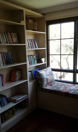 Bookshelf Book Shelf Indoors  Window Home Interior No People