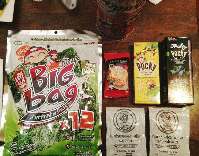 Big Bag Pocky Thailand Souvenir