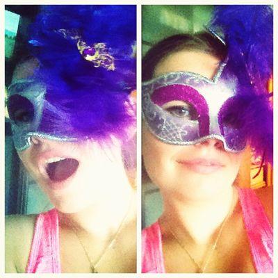 Mask Enjoying Life Funny