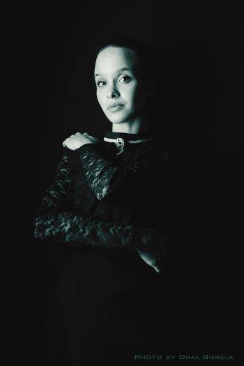 Dima Borgia Dimaborgia Portrait Girl