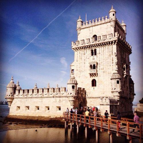 Portugal Lisbon Tourist Built Structure