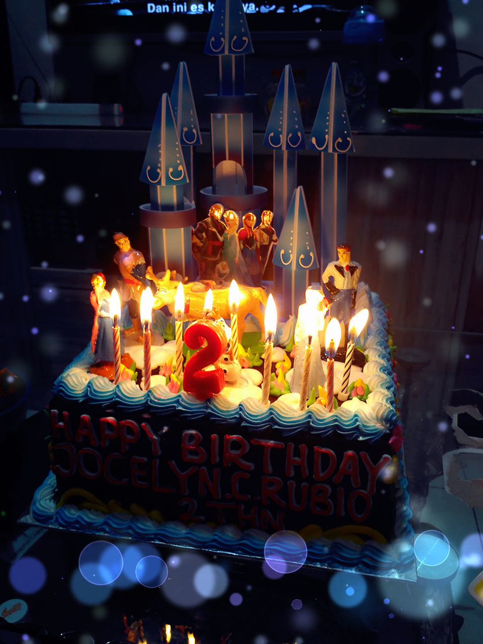 candle, flame, burning, birthday candles, food and drink, sweet food, illuminated, cake, birthday cake, glowing, indulgence, celebration, food, heat - temperature, indoors, dessert, freshness, temptation, unhealthy eating, birthday, no people, night, life events, close-up