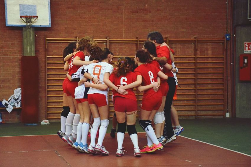The Color Of Sport MyFavorite  Mysquad Love Color Red Always