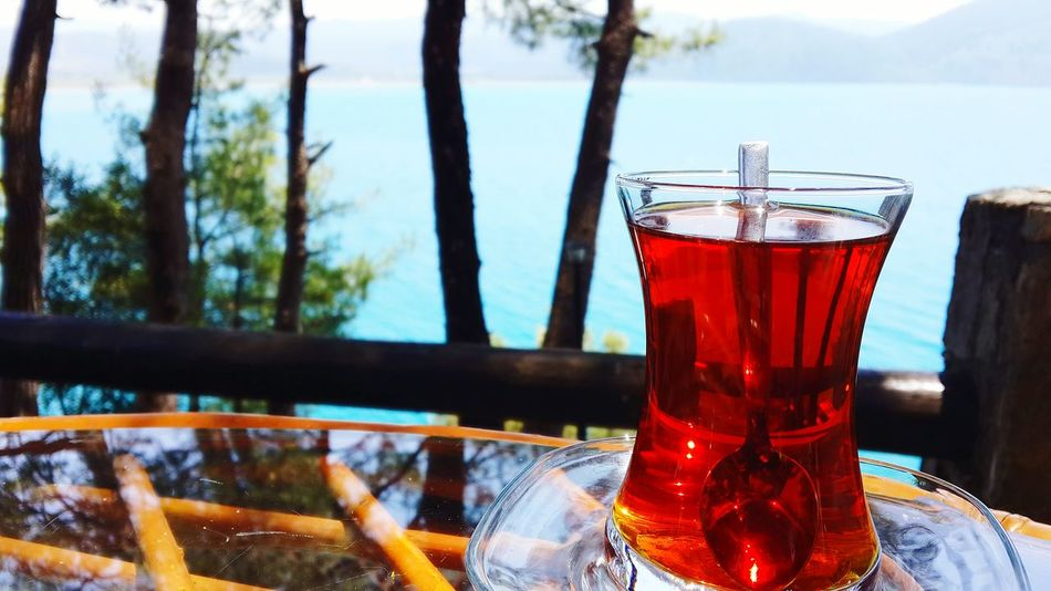 Holiday Tea Searche S4 Relaxing