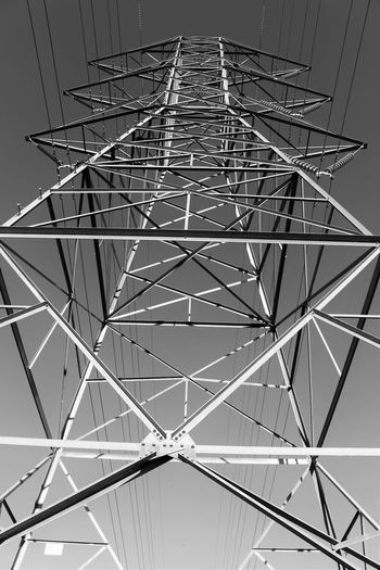 B&W Electric Tower.. Canon Canonphotography Trying New Things Close-up Blackandwhite DECEMBER2015 Electric Tower