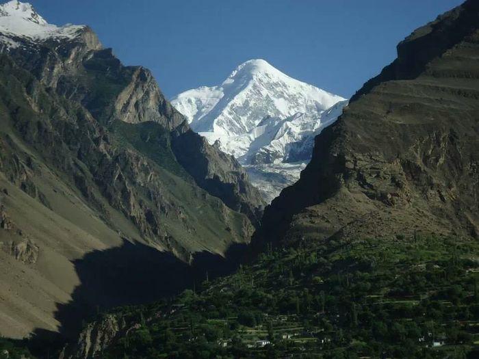 Spantic Peak Hunza Pakistan. EyeEm Nature Lover Beauty Of Pakistan Popular Photos EyeEm Best Shots