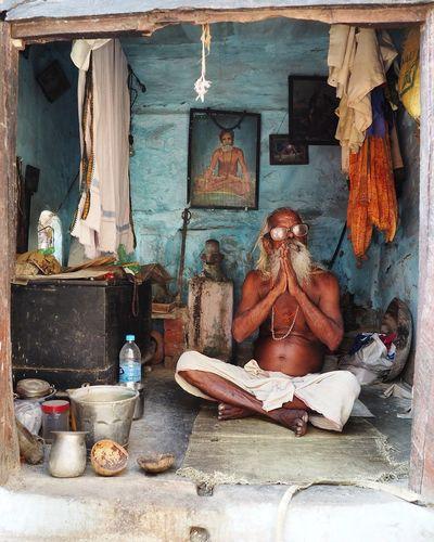 sadhu Real People Sadhu Sadhu Of India Sadhus Sadhusadhusadhu India Indiapictures Indiapictures Indian Culture  Hindu Hinduism Hindu Culture Respect Religion Domestic Room EyeEmNewHere