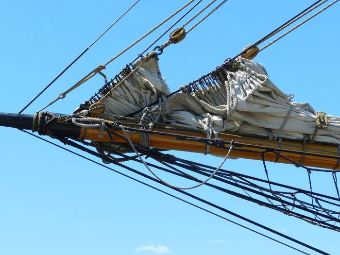 Ship Mast Bay