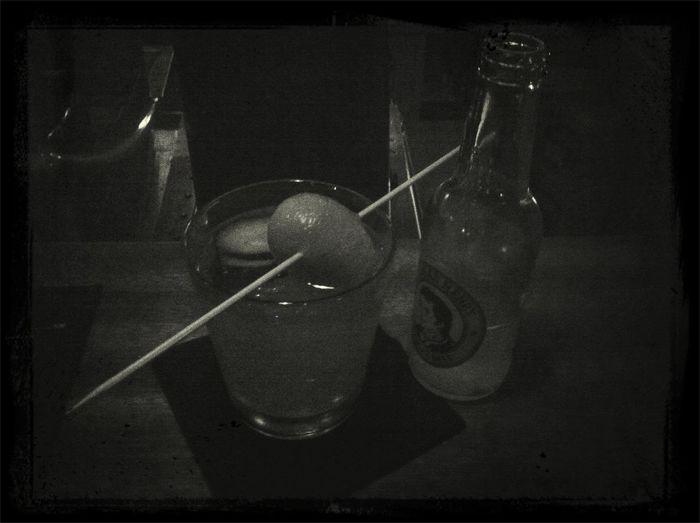 Beverage at Lugosi Beverage