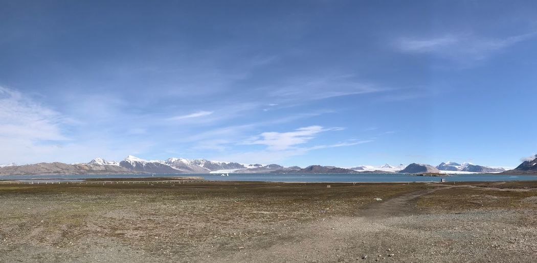 Beauty In Nature Blue Climate Cloud - Sky Cold Temperature Day Environment Lagoon Land Landscape Mountain Mountain Range Nature No People Non-urban Scene Salt Flat Scenics - Nature Sky Snow Snowcapped Mountain Tranquil Scene Tranquility Water Winter