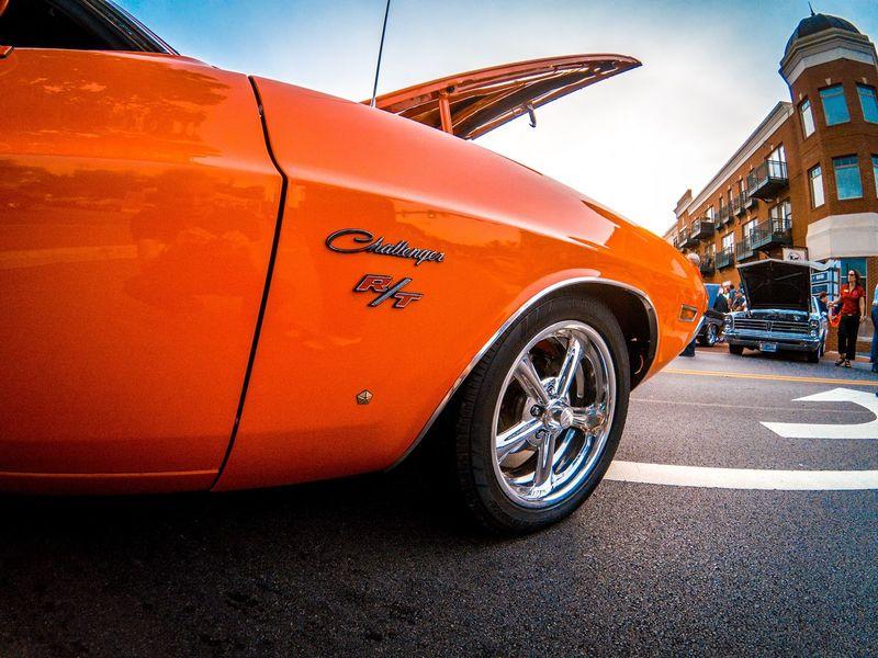 Speak for Itself. Dodge Challenger