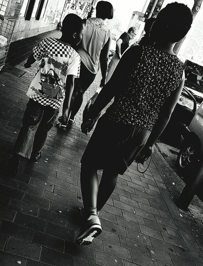 People Photography People On The Street From Behind People Portrait People Walking  Portrait Photography Children Black And White Photography Black And White Portrait Black And White Collection  Street Photography Street Life City Life City Street My City Summertime People_collection Large Group Of People Monochrome Photography Galaxy S7 Edge