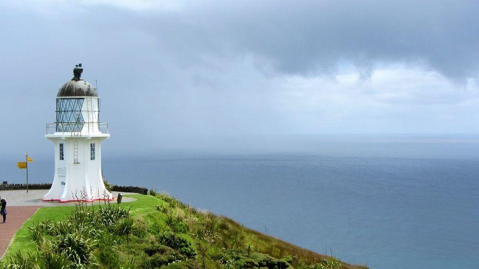New Zealand , Cape Reinga , Beautiful Places Around The World , Lighthouse The Traveler - 2018 EyeEm Awards