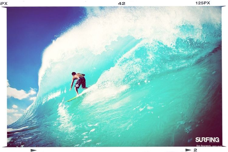 Probably My Favourite Surf Shot!