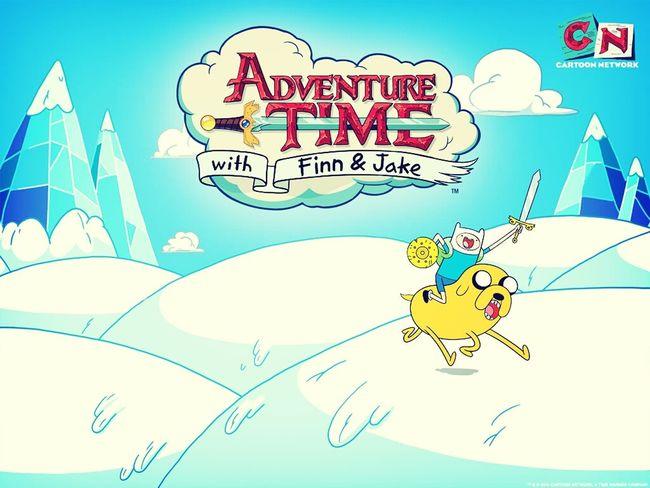 Adventure Time Finn Jake Finn And Jake