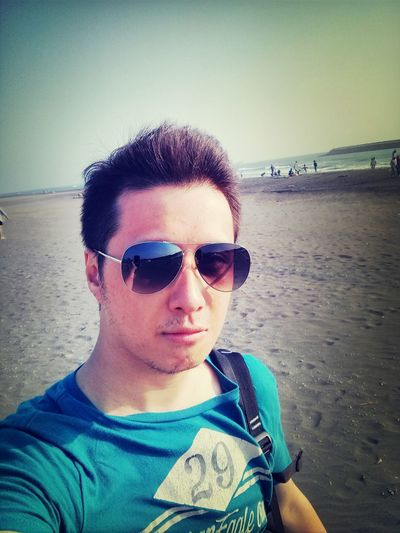 Quite a great autumn afternoon... Selfie Beach Gay Hot