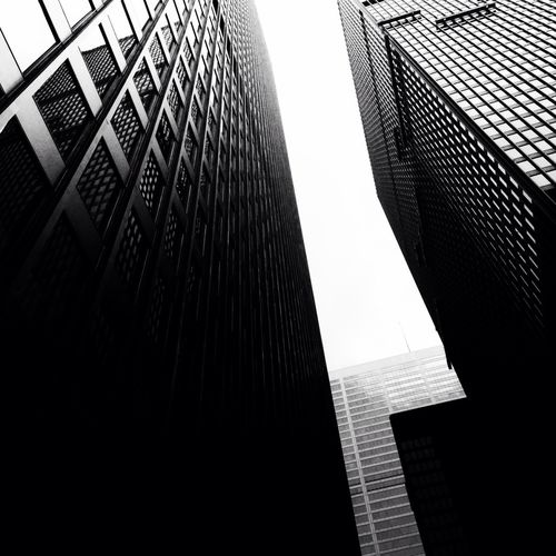 Architecture Black & White