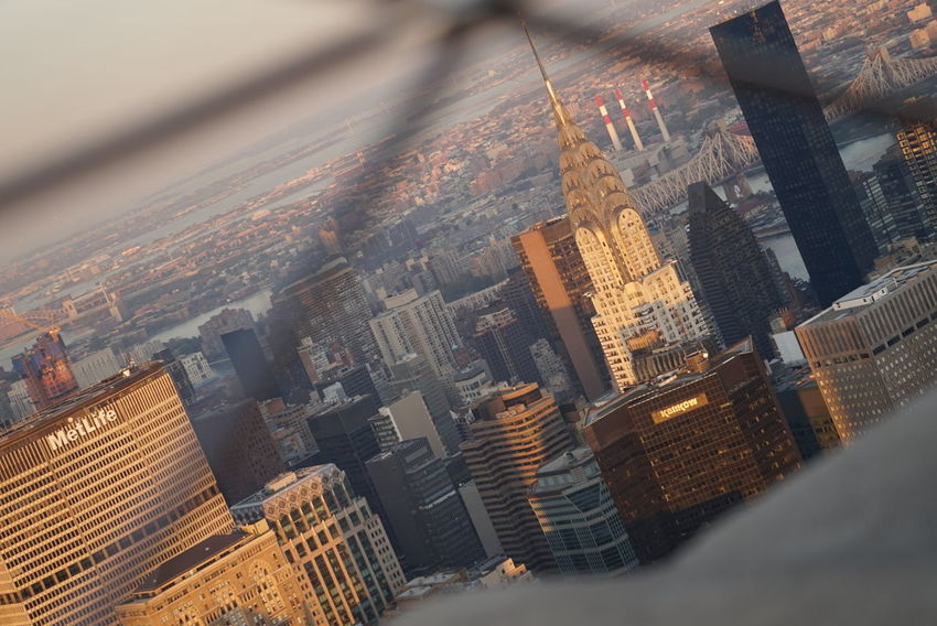 NYC Chrysler Building