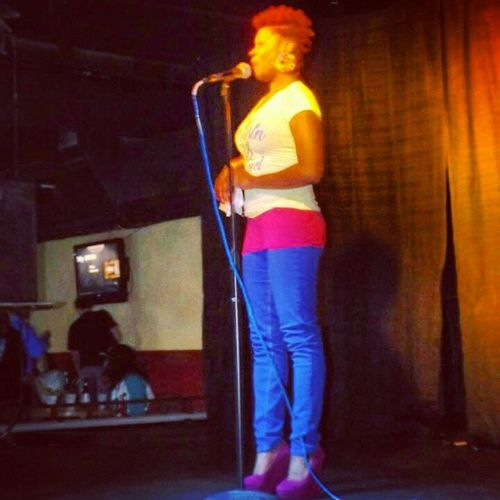 TheCypherPoetry TheRealTingCafe 5 /2/13
