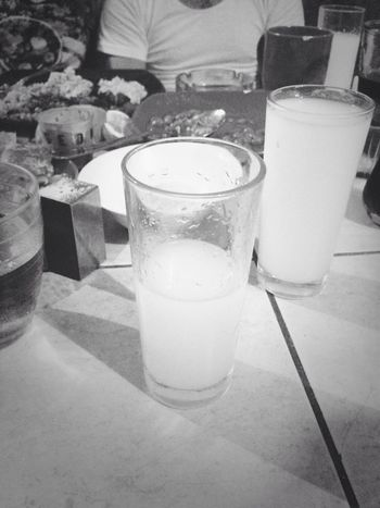 Turkish Raki Black & White Friday Taking Photos