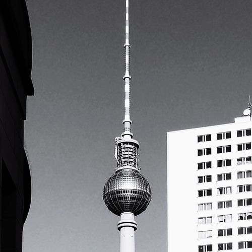 Berlin Berlin Photography TV Tower City Music Architecture Close-up Office Building Skyline The Art Of Street Photography The Architect - 2019 EyeEm Awards
