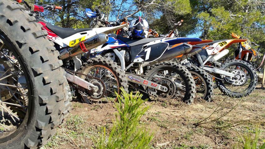 Rallye Motos Sport Motocross Speed Power Tunisia Nature