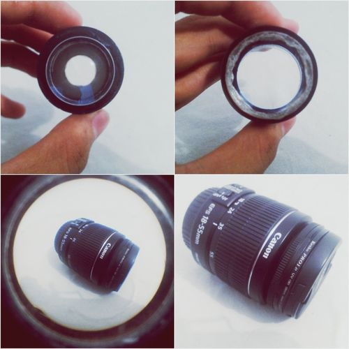 DIY fish eye converter for smartphone Smartphonephotography Diylens , i made this from projector lens, use the middle and front optic, flip the position midle in the front and front in behind, use the glue on fromt side and use yhe double tip for behind side, use double tip too for attach the lens in the smartphone, good luck and dont forget to follow my eyeem