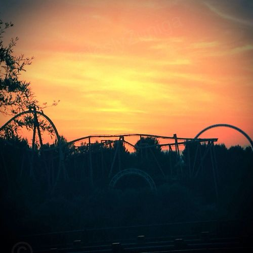 ?????? Sixflags Sun Set