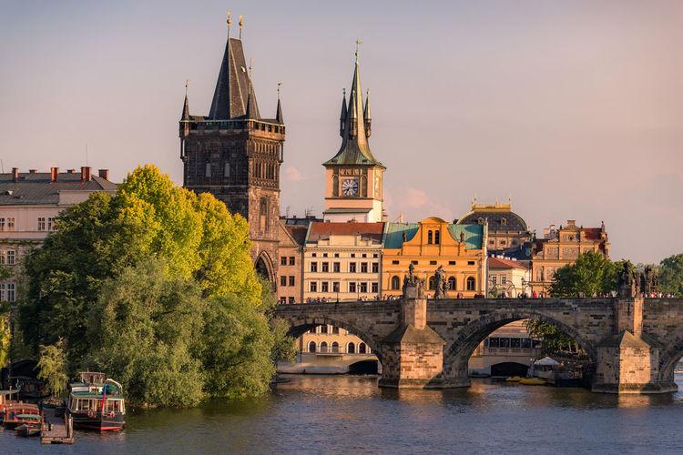 Prague historic
