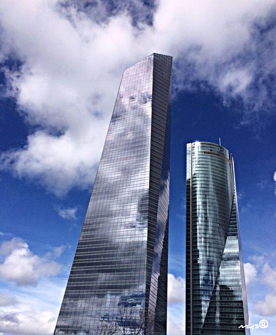 Reflection Clouds Architecture EyeEm Best Shots