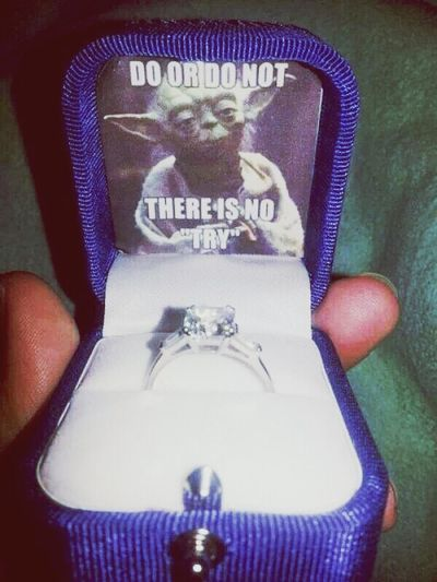 Amazing I Like It Masteryoda Lets Get Married