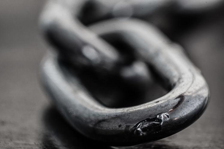 Chain Chain Chains Metal Link Broken Steel Still Life StillLifePhotography Monochrome