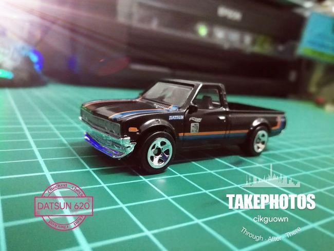 HotWheels Datsun620