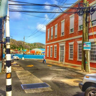 Ilivewhereyouvacation Grenada Awesomecapture Westindies_architecture Westindies_colors Wu_caribbean Ig_caribbean_sea Icu_puertorico Islandlivity Island360