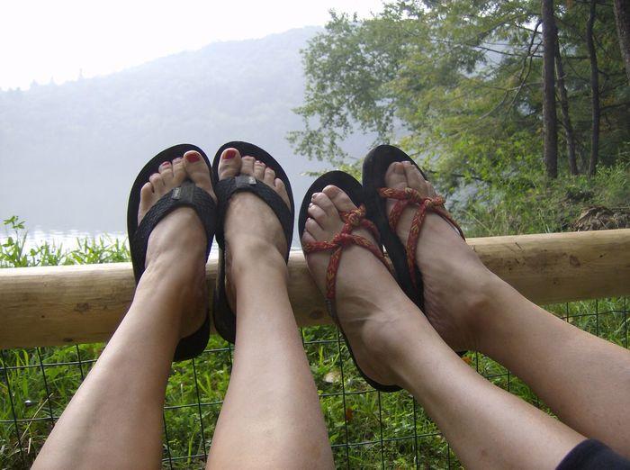 Bonding Feet