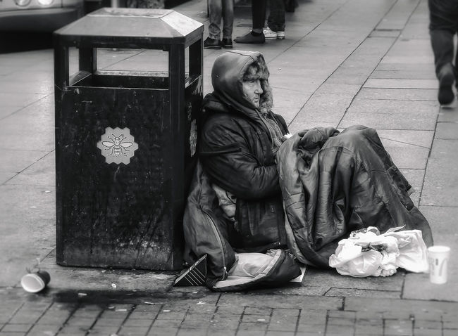 Another CAPTCHA in my series the homeless of Manchester Social Issues Adult Real People Malephotographerofthemonth Manchester UK Black & White Photography Streets Of Manchester Bnw_captures Black And White Photography Creative Light And Shadow Black And White Collection  Blackandwhite Photography Black And White Portrait Streetphotography_bw EyeEm Masterclass People Of Manchester Homeless Of Manchester Uk The World Through My Eyes