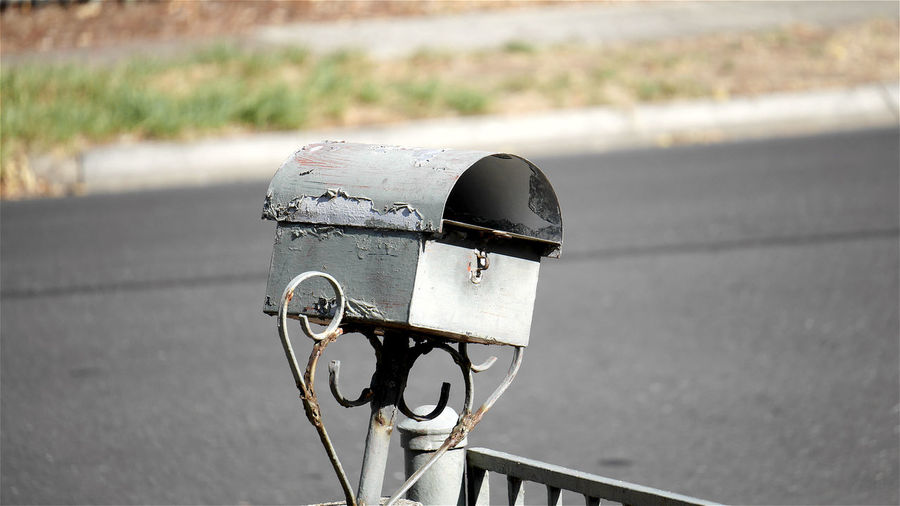 Any post? Day Close-up Outdoors Mailbox Street Nature Mail Road City #Rustic