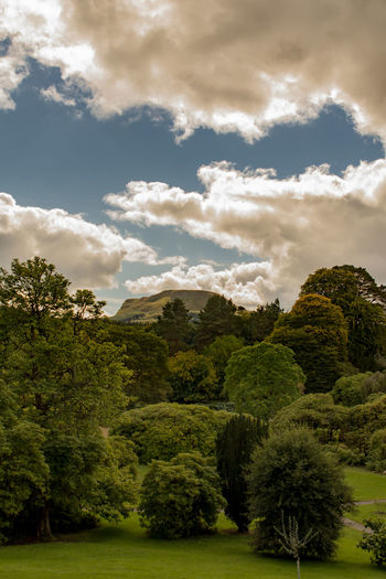 National Trust Northern Ireland Atmosphere Beauty In Nature Cloiud Cloud - Sky Cloudscape Cloudy Fermanangh Florencecourt Landscape Moody Sky No People Outdoors Photographni Scenics Sky Tranquility