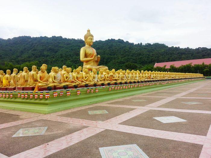 อุทยานธรรม นครนายก Budha พระพุทธรูป นครนายก อุทยานธรรม
