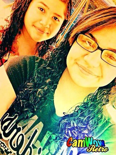 Me & Fabiola ^.^