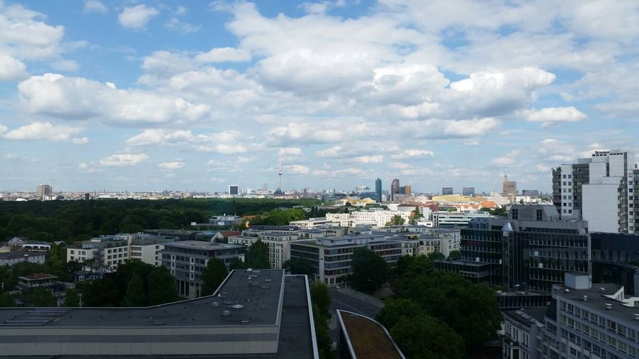 View from From Dahub conference 2014