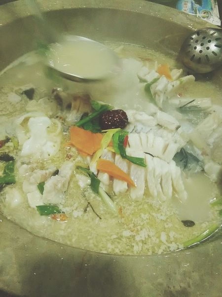 石锅鱼⊙▽⊙ Food Had Dinner