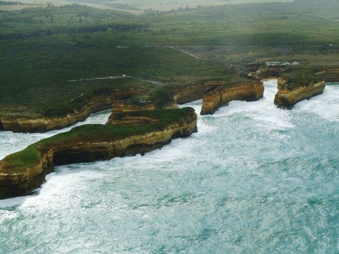 Twelveapostles from above