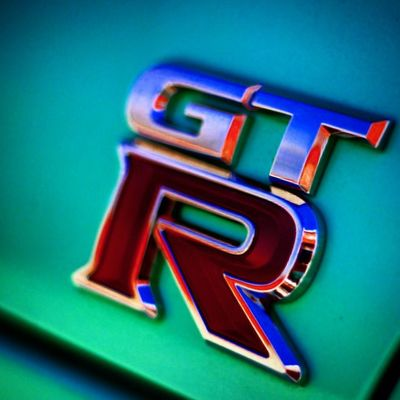 GTR. NissanSkylineFastAss GTRr34 EditedMySelf Edited Car FastAsHell followforfollow follow4follow like4like likeforlike LightBlue BrightColor