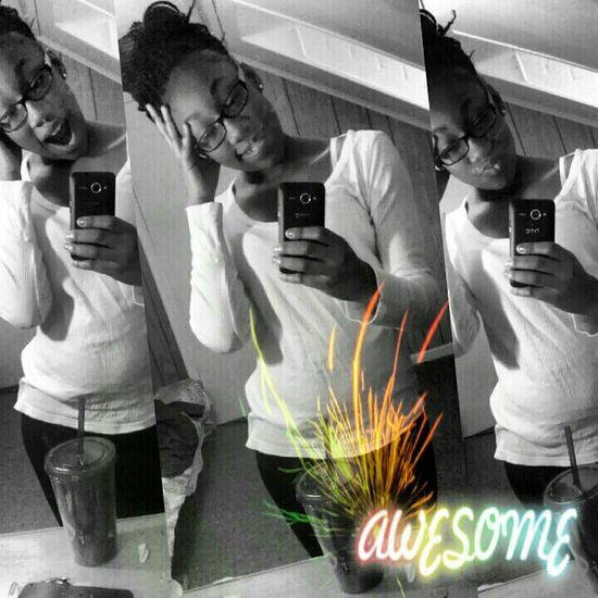 Im Awesome because God said so♥