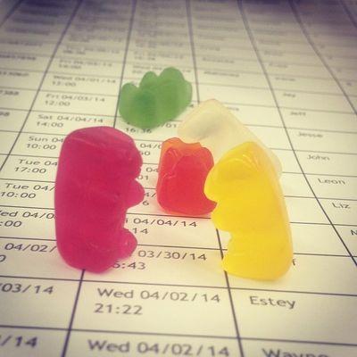 Tis a GummyBear War . Gummy Bear cute