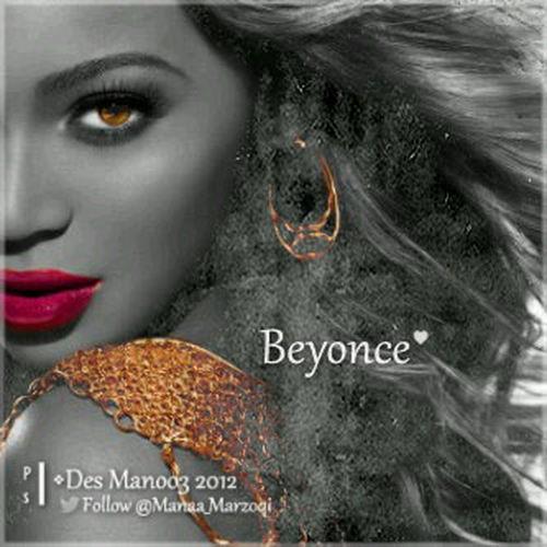 Photoshop Manaa_marzoqi Ps5 Design Design 2013 Beyonce