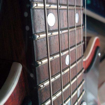 Guitar Guitars Frets Handmadeguitar Customguitar