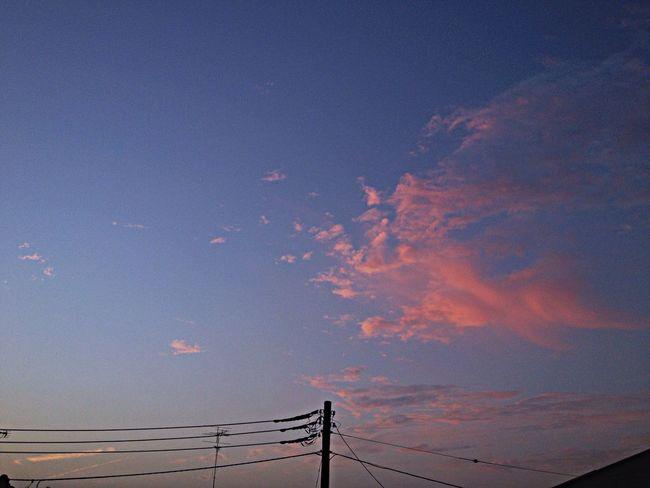 おはようございます(^o^) Morning IPhone 4S Cotton Candy Cloud