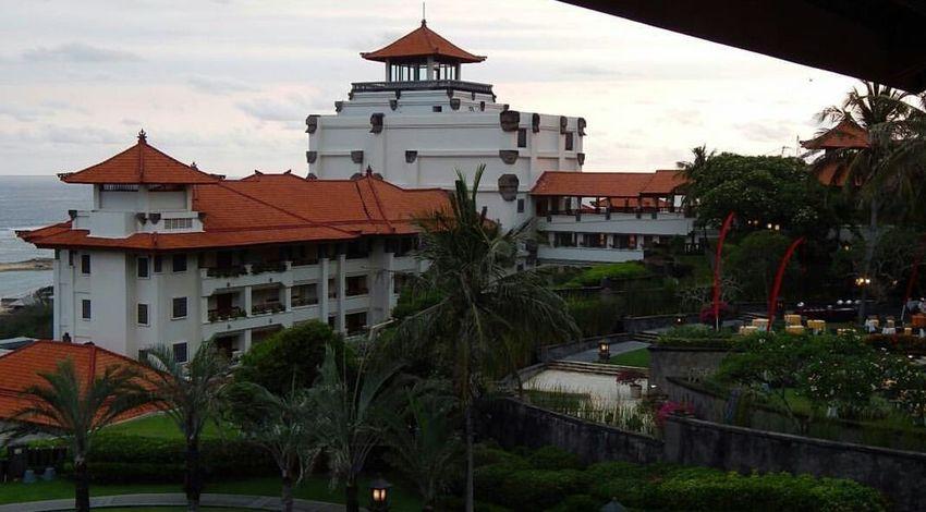 Architecture Building Exterior Travel Destinations Bali, Indonesia Nikko Bali Resort, Indonesia EyeEmNewHere Be. Ready.